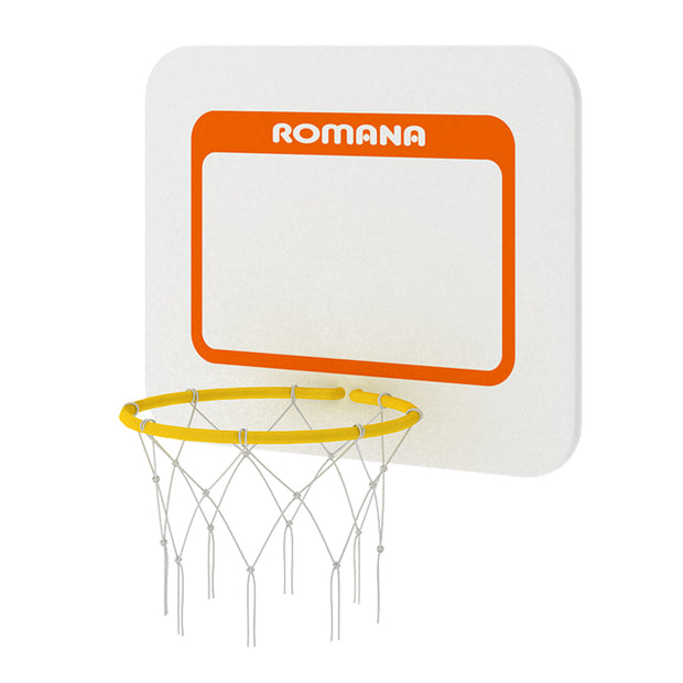 Basketball Board and Hoop