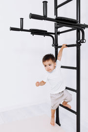 The NEW R10 Indoor Home Gym - Teen Dream Machine - Fits into the smallest bedroom