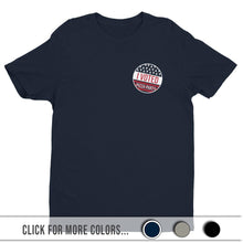 Load image into Gallery viewer, I VOTED... PIZZA PARTY - Premium Graphic Tee