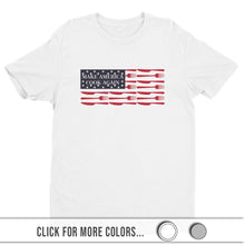 Load image into Gallery viewer, MACAmerica FLAG - Premium Graphic Tee