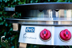 FLATTOP GRILL | Evo Professional Wheeled Cart x Sam the Cooking Guy