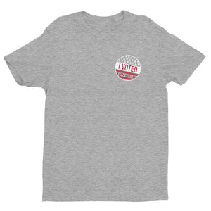 I VOTED... PIZZA PARTY - Premium Graphic Tee