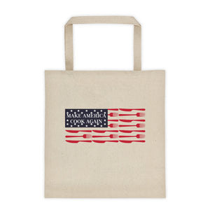 MACAmerica Flag - Canvas Tote