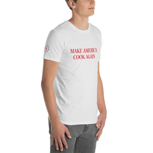 MAKE AMERICA COOK AGAIN - Unisex Graphic Tee