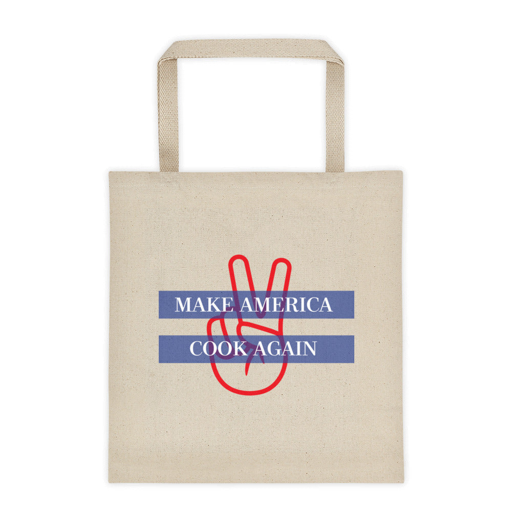 MACA Peace - Canvas Tote