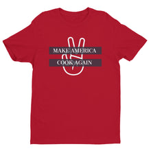 Load image into Gallery viewer, MACA Peace - Premium Graphic Tee (RED)