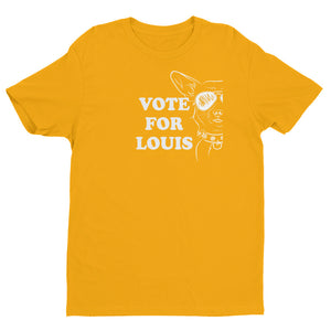 VOTE FOR LOUIS - Premium Graphic Tee