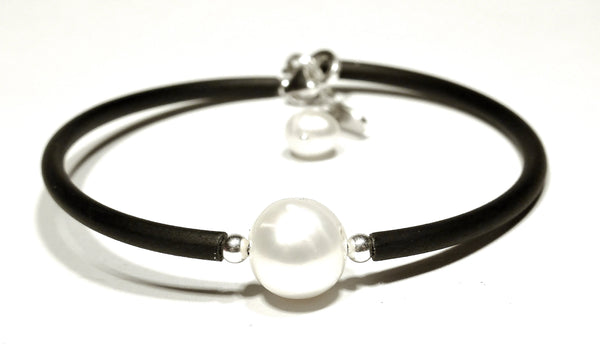 Armband Rubber Pearl