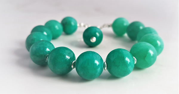 Armband MADE of JADE