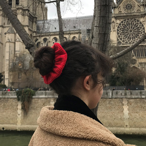 Scrunchie Paris