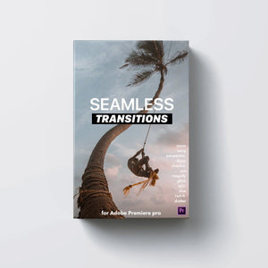 Seamless Transitions for Adobe Premiere Pro