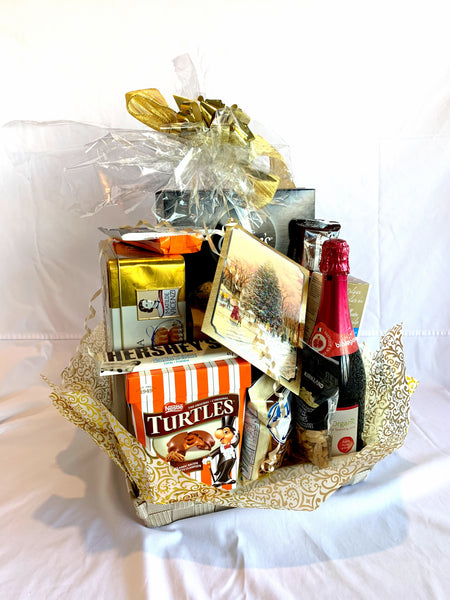 Sweet & Savoury Gift Baskets