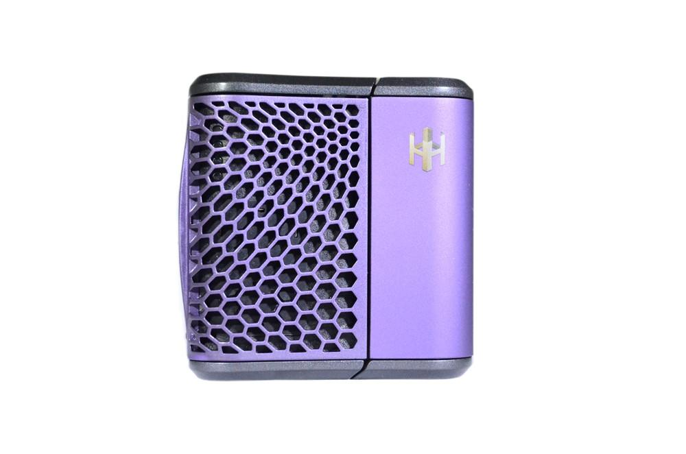 Haze Dual Bowl Vaporizer - Vaporizers Direct
