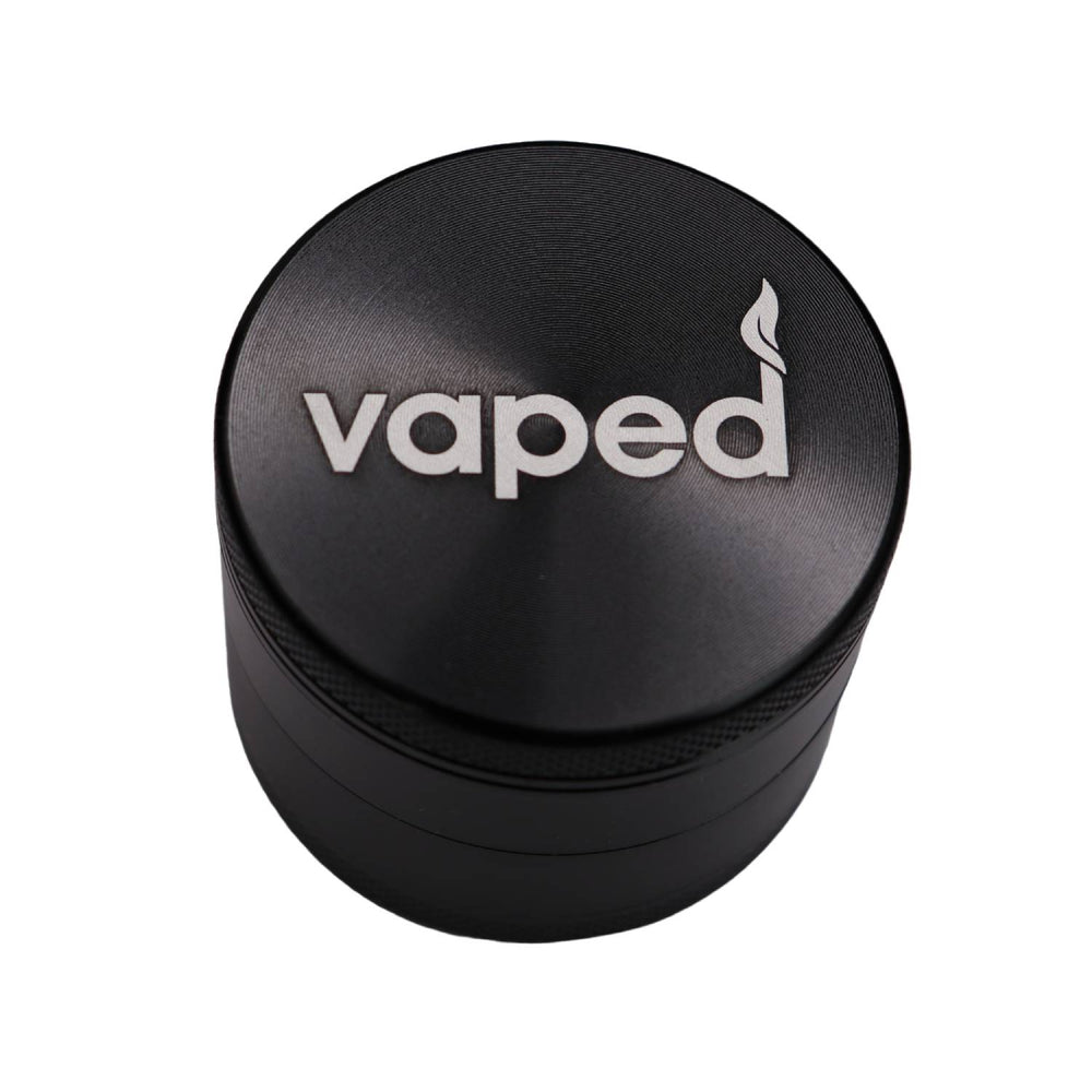 Vaped 4 Piece Aluminum Grinder