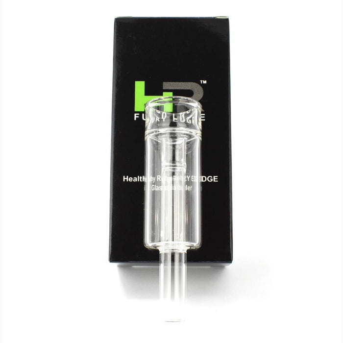 Fury Edge Glass Bubbler