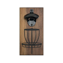 Load image into Gallery viewer, Magnetic Bottle Opener: Disc Golf Basket