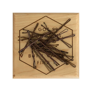 Magnetic Bobby Pin Holder: I Got 99 Bobby Pins But I Can't Find 1