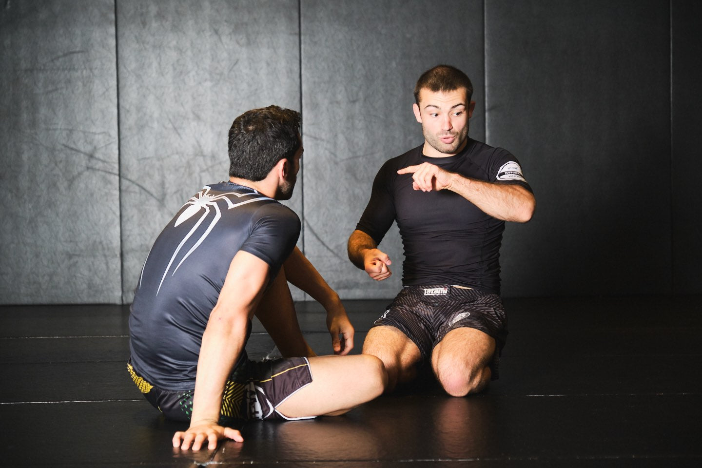 Ross Nicholls BJJ Nogi Teaching