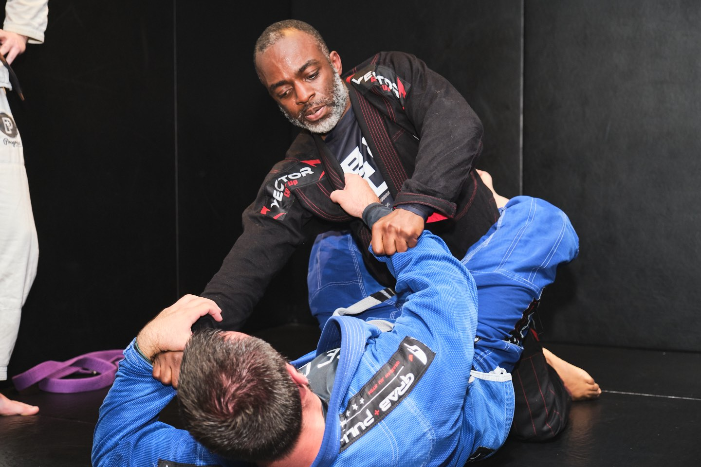 BJJ Student Technique