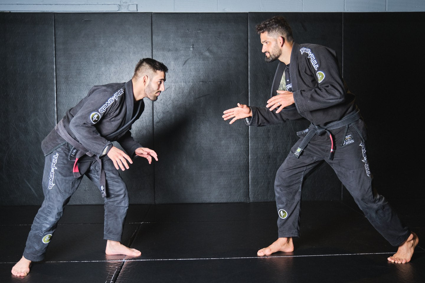 Brazilain Jiu Jitsu Fighters