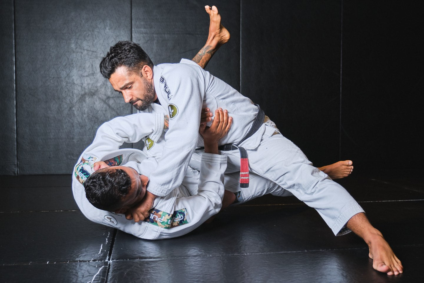 Cesar Lima BJJ Technique