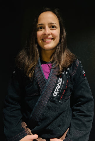 BJJ Female Instructor