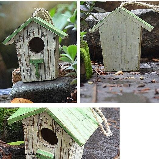 Handmade Bird House