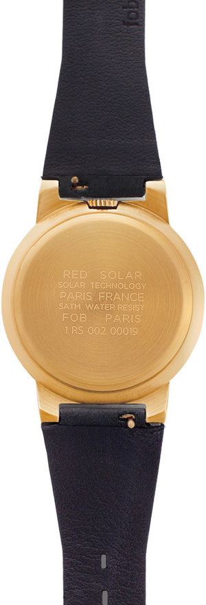 FOB Paris - RS Gold leather edition