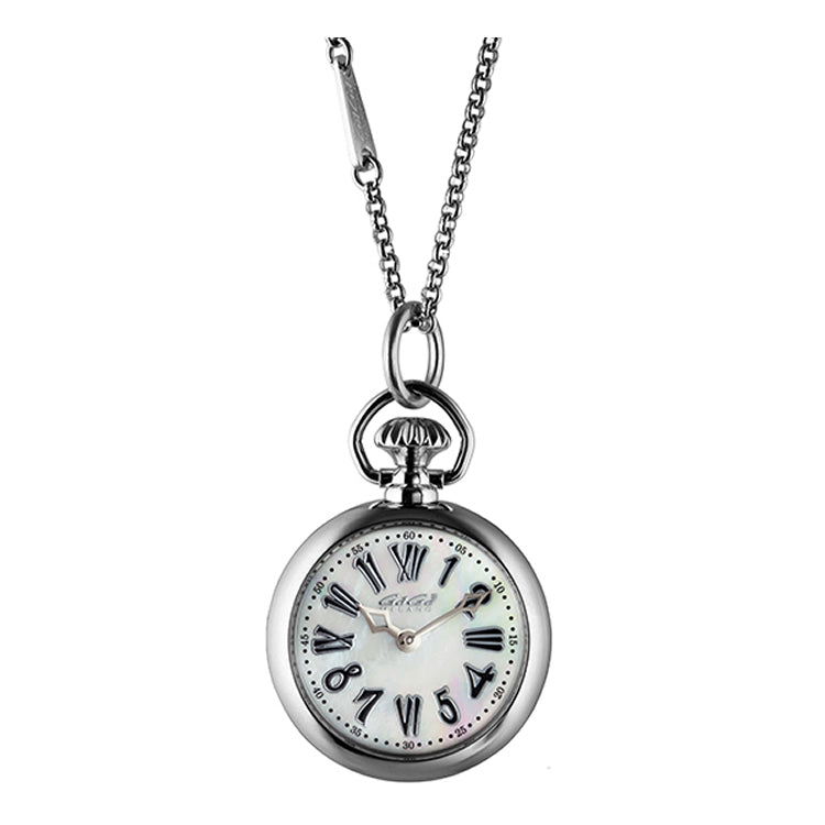 GaGá Milano - Necklace Watch Steel