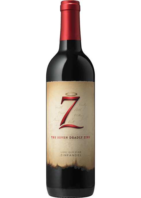 Seven Deadly Red Red Wine Lodi · United States 2016 or Current Vintage