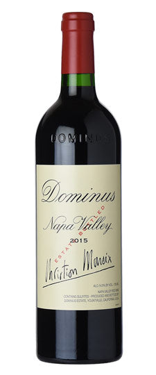Dominus Estate Bordeaux Red Blends Napa Valley 2015