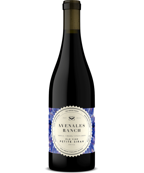 Avenales Ranch Shell Creek Vineyards Petite Sirah Paso Robles · United States 2014