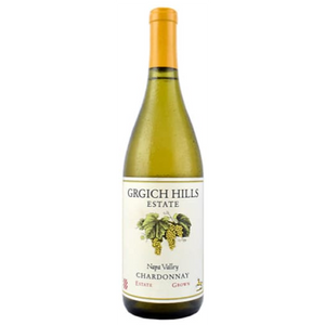 Grgich Hills Estate Chardonnay Napa Valley 2015