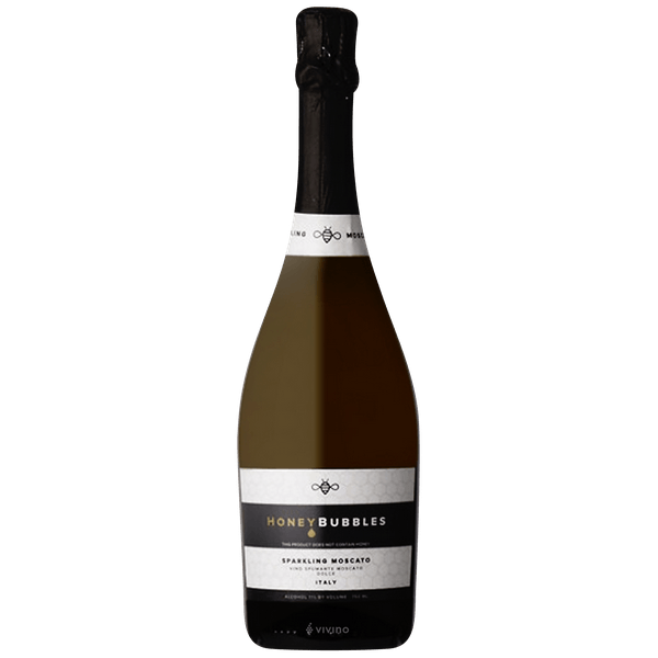Honey Bubbles Sparkling Moscato Vino d'Italia · Italy or Current Vintage
