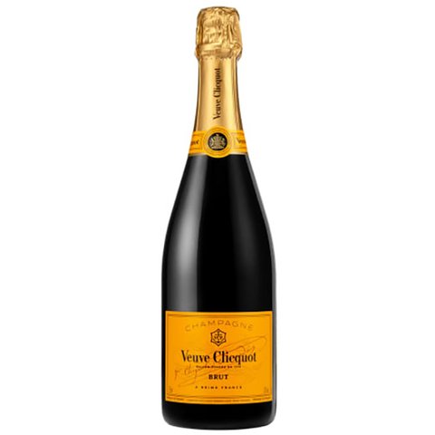 Veuve Clicquot Yellow Label Brut Sparkling Wine