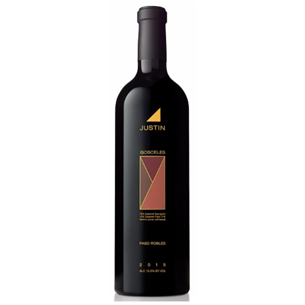 Justin Vineyards Paso Robles Isosceles 2016