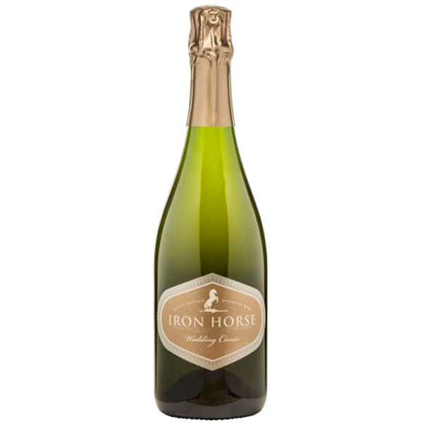 Iron Horse Wedding Cuvee Sparkling Wine 2013