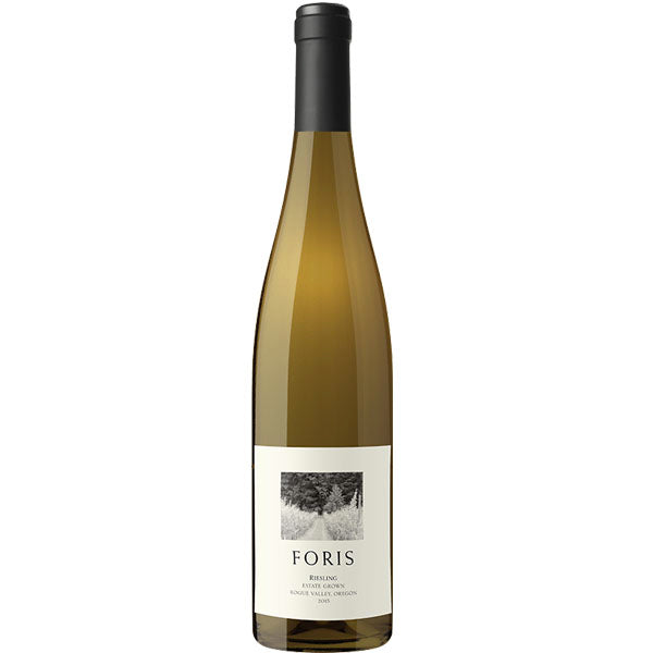 Foris Riesling Rogue Valley Oregon 2017