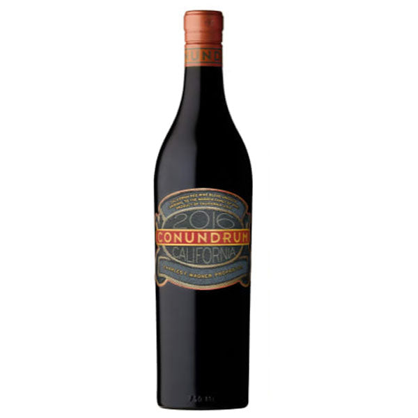 Conundrum Dark Red Blend 2016