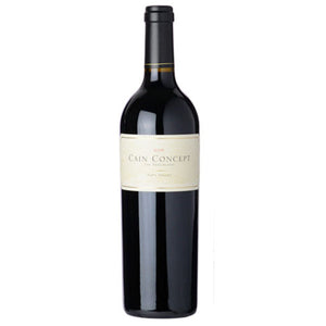 Cain Concept Bordeaux Blend Napa Valley 2009