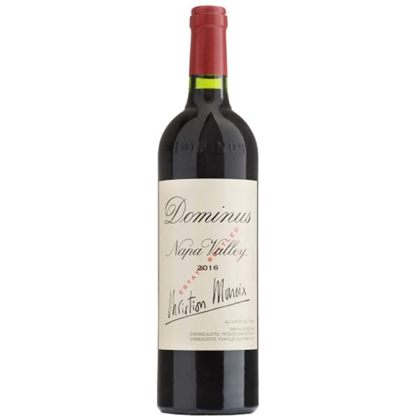 Dominus Estate Bordeaux Red Blends Napa Valley 2016