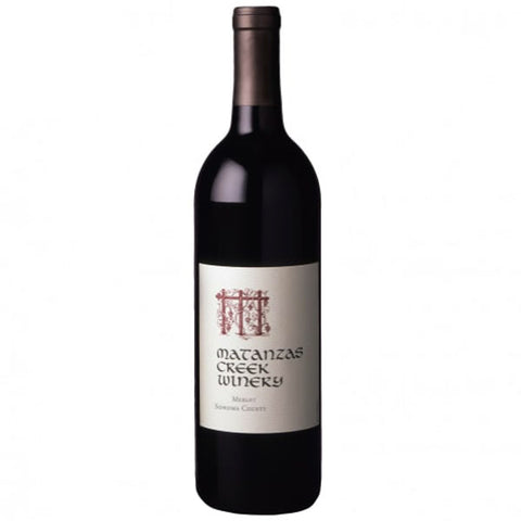 Matanzas Creek Sonoma County Merlot 2014