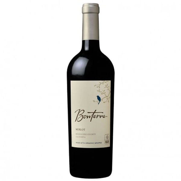 Bonterra Organically Grown Merlot Mendocino California United States 2017 or Current Vintage
