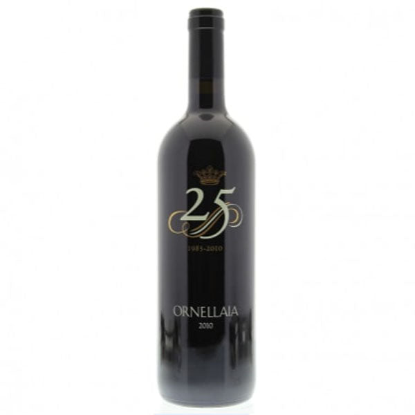 Ornellaia Bordeaux Red Blends Tuscany Italy 2010