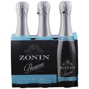 Zonin Prosecco Prosecco · Italy 187 - 3 pack Current Vintage