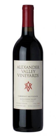 Alexander Valley Vineyards Cabernet Sauvignon 2017