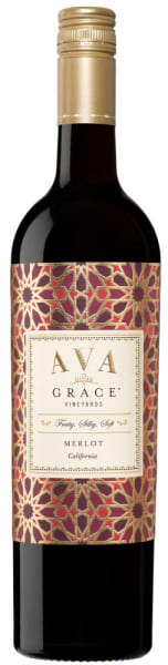 Ava Grace Merlot California United States 2016 or Current Vintage