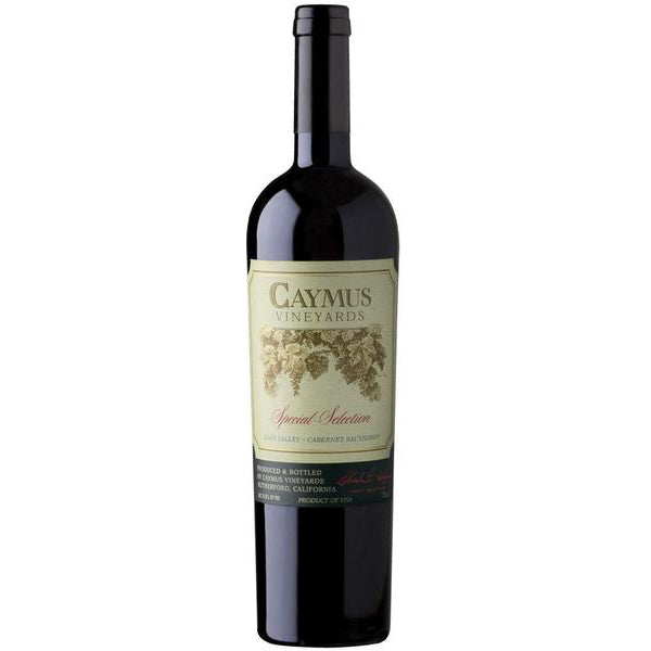 Caymus Special Selection Napa Valley Cabernet Sauvignon United States 2016