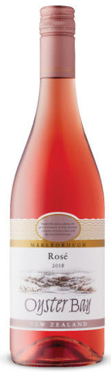 Oyster Bay Rose Marlborough · New Zealand 2018 or Current Vintage