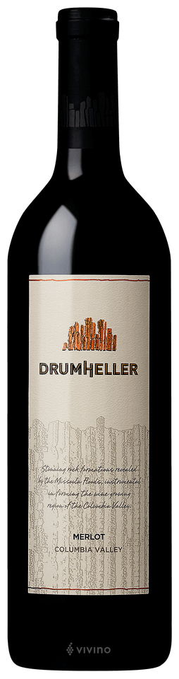 Drumheller Merlot Columbia Valley · United States 2015